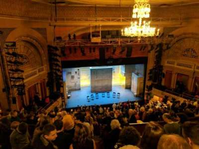 Ethel Barrymore Theatre, section: RMEZZ, row: F, seat: 7