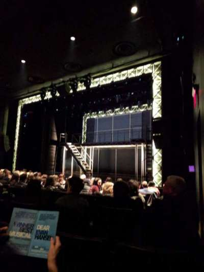 New World Stages - Stage 1, section: ORCHR, row: K, seat: 16
