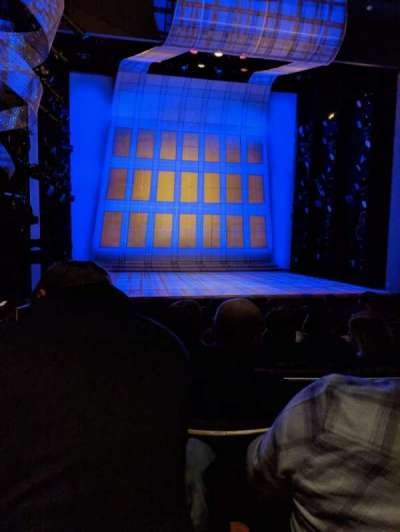 Alice Griffin Jewel Box Theatre, section: ORCH, row: J, seat: 112