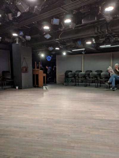Black Box Theatre at the Steinberg Center for Theatre