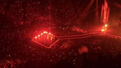 AccorHotels Arena, section: F, row: 88, seat: 06