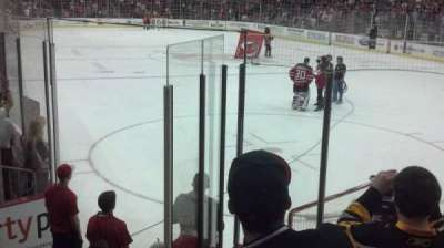 Prudential Center section 12