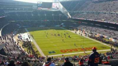 Soldier Field section 355