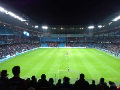 Etihad Stadium (Manchester), section: 237, row: R, seat: 1025