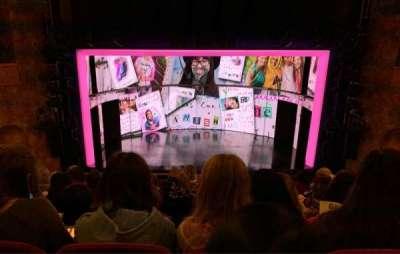 August Wilson Theatre section Mezzanine C