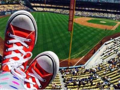 Dodger Stadium section Way