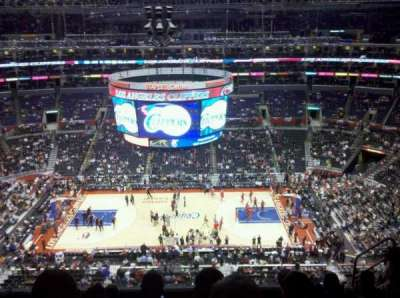 Staples Center, section: 301