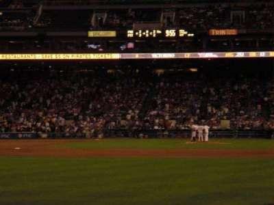 PNC Park, section: 133, row: 4