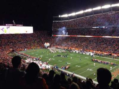 Sports Authority Field at Mile High, section: 330, row: 17, seat: 4
