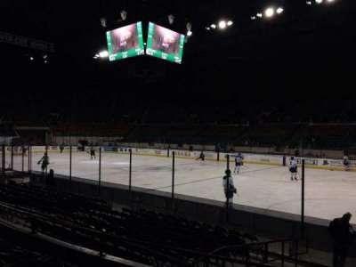 Denver Coliseum, section: 106, row: 5, seat: 8