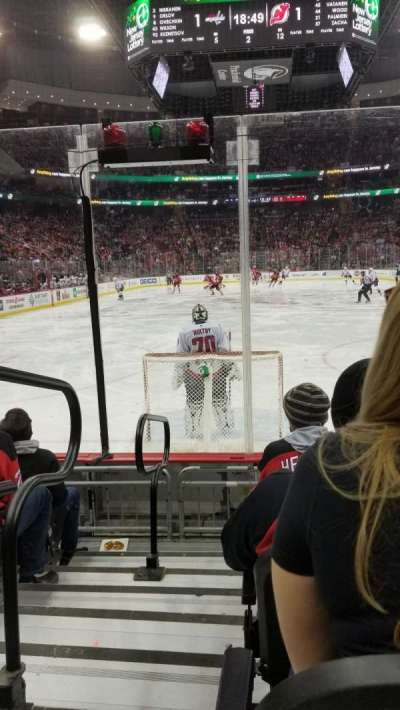 Prudential Center, section: 14, row: 5, seat: 12