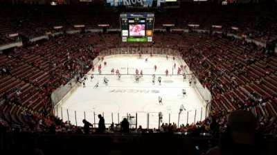 Joe Louis Arena, section: 214, row: 18, seat: 10