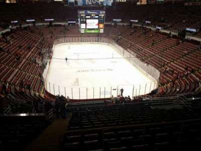 Joe Louis Arena, section: 215, row: 17, seat: 15