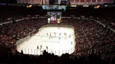 Joe Louis Arena, section: 213b, row: 23, seat: 26