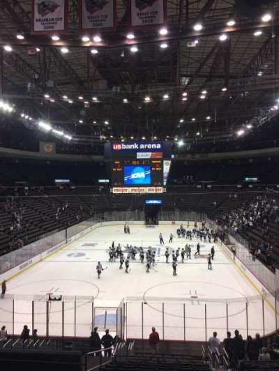 Heritage Bank Center section 121