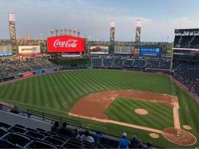 Guaranteed Rate Field section 537