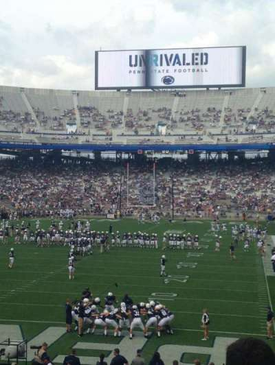 Beaver Stadium section SD