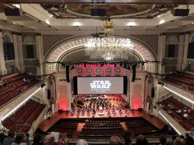 Cincinnati Music Hall, section: GAL 4, row: K, seat: 412