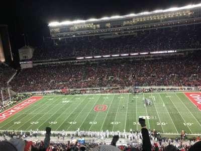 Ohio Stadium, section: 20C, row: 16, seat: 6