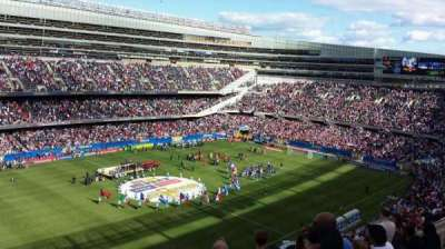 Soldier Field, section: 442, row: 6, seat: 14