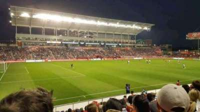 Toyota Park, section: 111, row: 13, seat: 18