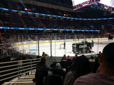 Quicken Loans Arena, section: 106, row: 12, seat: 1