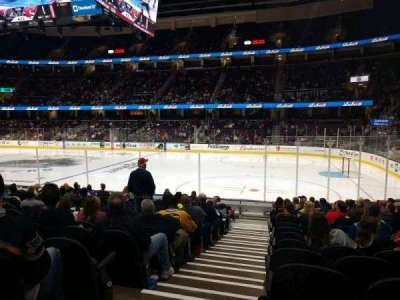 Quicken Loans Arena, section: 111, row: 14, seat: 1