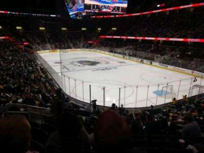 Quicken Loans Arena, section: 114, row: 17, seat: 5