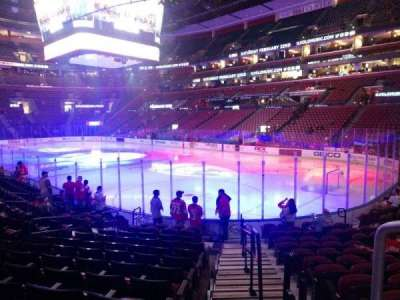 BB&T Center section 114