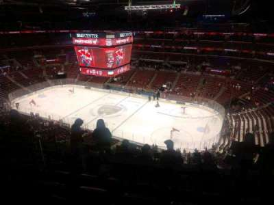 BB&T Center, section: 315, row: 8, seat: 10