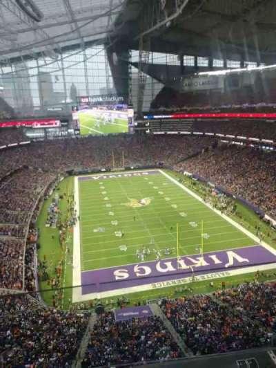 U.S. Bank Stadium section 328