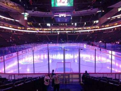 Xcel Energy Center section 123