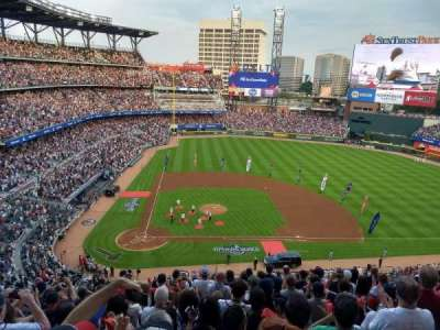 SunTrust Park, section: 322, row: 11, seat: 18
