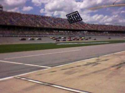 Talladega Superspeedway, section: pit road