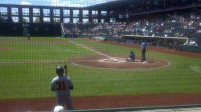 Huntington Park, section: 16, row: 6, seat: 1