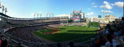 Comerica Park, section: 213, row: C, seat: 9