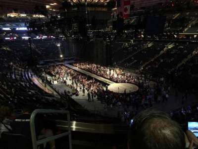 Madison Square Garden, section: 202, row: 4, seat: 1