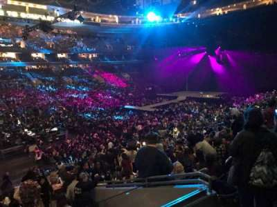 Wells Fargo Center, section: Club Box 10, row: 3, seat: 22