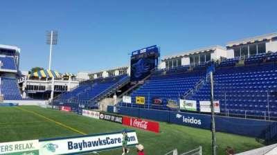 Navy-Marine Corps Memorial Stadium, section: 1, row: E, seat: 5