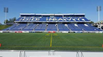 Navy-Marine Corps Memorial Stadium, section: 27, row: E, seat: 1