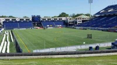 Navy-Marine Corps Memorial Stadium, section: D, row: 5, seat: 12