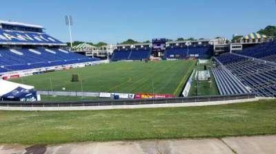 Navy-Marine Corps Memorial Stadium, section: A, row: 5, seat: 35