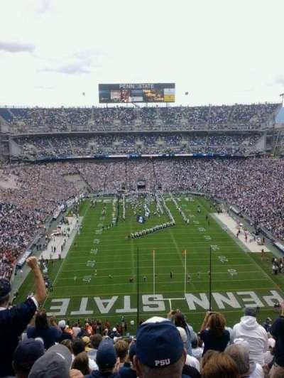 Beaver Stadium, section: nfu, row: 95, seat: 30