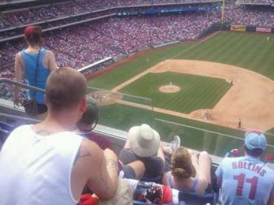 Citizens Bank Park section 413