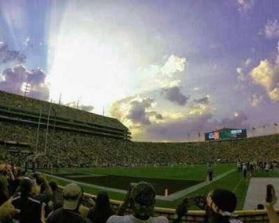 Tiger Stadium, section: 403, row: 1, seat: 16