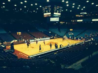 University Of Dayton Arena, section: 222, row: K, seat: 5