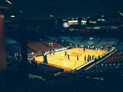University Of Dayton Arena, section: 223, row: O, seat: 10
