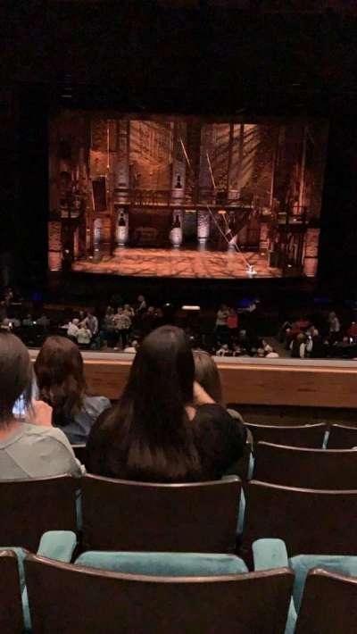 Music Hall at Fair Park, section: E-BAL, row: F, seat: 11