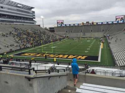 Kinnick Stadium, section: 214, row: 10, seat: 10