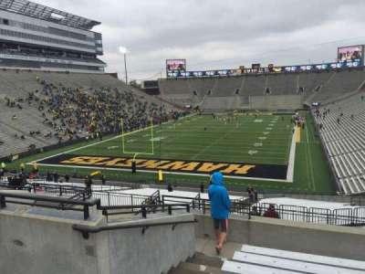 Kinnick Stadium, section: 214, row: 10, seat: 10